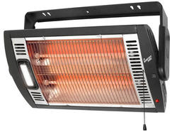 Comfort Zone Ceiling-/Wall-Mounted Dual Quartz Heater