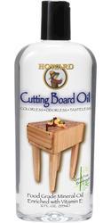 Howard Butcher Block Oil - 12 oz.