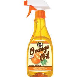 Howard Orange Oil Wood Polish - 1 pt.