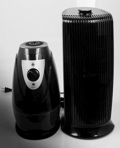 Hunter Value Pack of Warm Mist Humidifier and Air Purifier