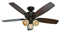 "Hunter Conway 52"" Cocoa Ceiling Fan"