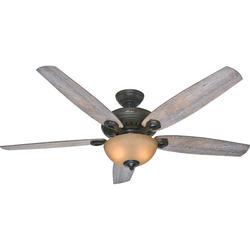 "Hunter Valerian 60"" Brittany Bronze Ceiling Fan"