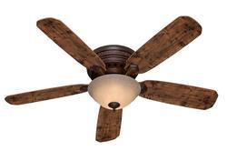 """Hunter Palatine 52"""" Old Walnut Ceiling Fan"""