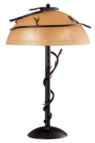twigs 25 table lamp replacement glass at menards. Black Bedroom Furniture Sets. Home Design Ideas