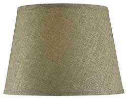 "15"" Green Drum Shade"