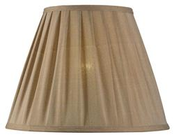 "15"" Clay Pleated Shade"
