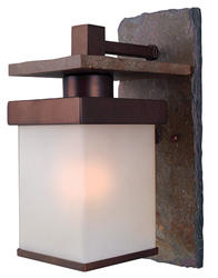 "Boulder 11"" Outdoor Wall Sconce"