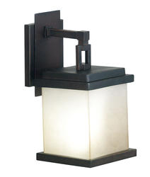 "Plateau 14"" Outdoor Wall Lantern"