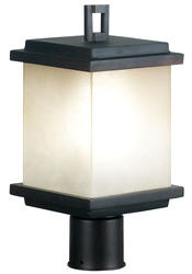 "Plateau 14"" Outdoor Post Lantern"