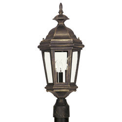 Estate 3 Light Post Lantern