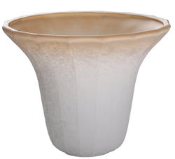 Mix and Match Cream Scavo Glass Shade