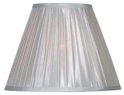 "Silver Shade-15"" Diameter"