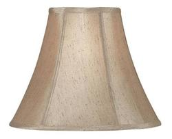 "Gold Bell Shade-14"" Diameter"
