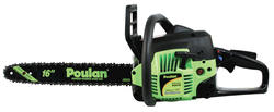 "Poulan® 16"" Gas Chainsaw-34cc"