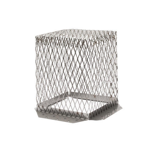 Hy C 7 Quot X 7 Quot Stainless Steel Roof Vent Guard At Menards 174