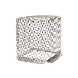 """HY-C 11"""" x 11"""" Stainless Steel Roof Vent Guard"""