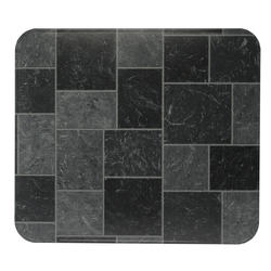 "HY-C 36"" x 52"" Gray Slate Floor/Wall Shield"