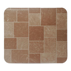 "HY-C 36"" x 52"" Sandstone Floor/Wall Shield"