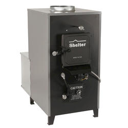 Shelter SF2626 Indoor Wood and Coal Furnace (1,500-2,000 sq. ft.)