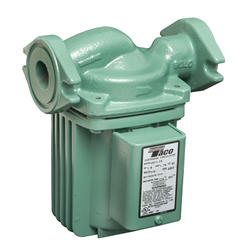 Taco Taco 1/8 HP Hydronic Pump, 1 Speed