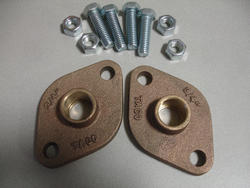 "Pump Flange - 3/4"" Sweat"