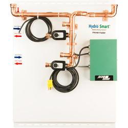 Hydro Smart Integrator Panel, 1-Temp, 2-Zone, Zone Valves