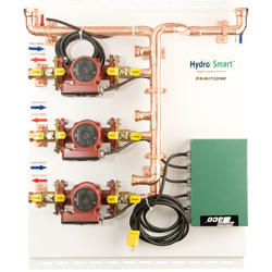 Hydro Smart Integrator Panel, 1-Temp, 3-Zone, Pumps