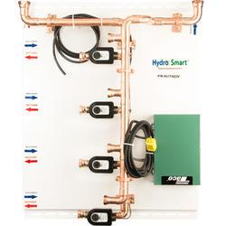 Hydro Smart Integrator Panel, 1-Temp, 4-Zone, Zone Valves