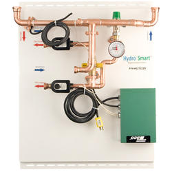 Hydro Smart Integrator Panel, 2-Temp, 2-Zone, Zone Valves