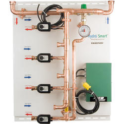 Hydro Smart Integrator Panel, 2-Temp, 4-Zone, Zone Valves
