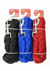"Masterpaws® 5/8"" x 5' Woven Leash"