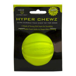 Hyper Pet™ Hyper Chewz™ Ball Dog Toy