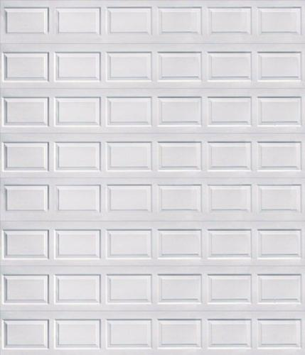 Ideal door 12 ft x 14 ft 4 star white raised pnl non for 12 x 12 insulated garage door