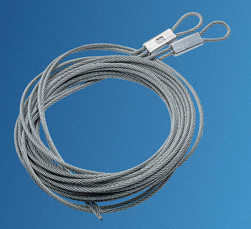 Ideal Door 174 12 Ft Extension Spring Lift Cables For