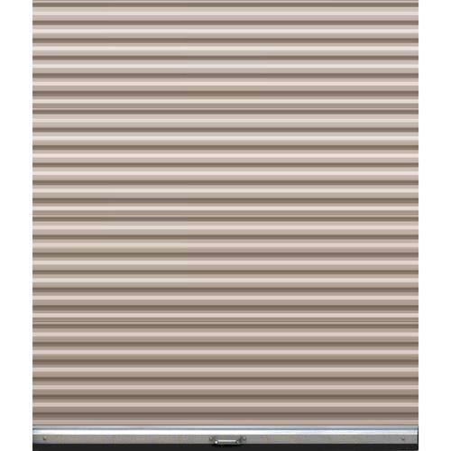 Ideal Door 174 6 Ft X 7 Ft Ribbed Model 200m Roll Up Door
