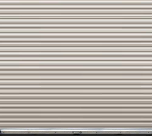 Ideal door 9 ft x 7 ft ribbed model 200m roll up door for 12 foot roll up door