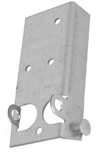 Ideal Door 174 Steel Replacement Bottom Right Bracket For