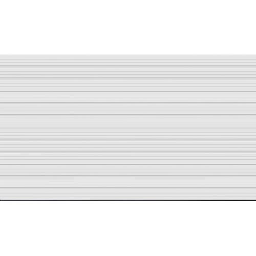 Ideal door 14 ft x 8 ft 4 star white deep ribbed insul for 14 x 8 garage door