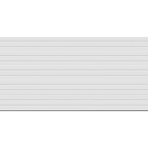 Ideal door 18 ft x 9 ft 4 star white ribbed insul for 18 x 9 garage door