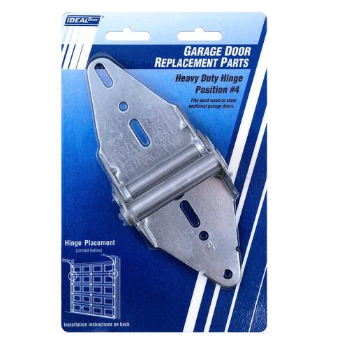 Ideal door 14 gauge steel no 4 replacement hinge for for 14 gauge steel door