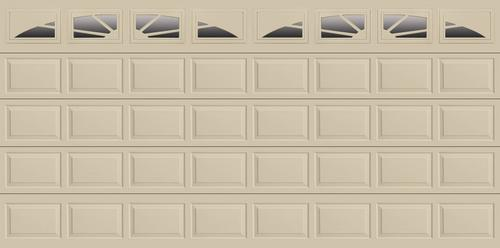 Ideal Door 174 Sunrise 16 Ft X 8 Ft 4 Star Desert Tan Insul