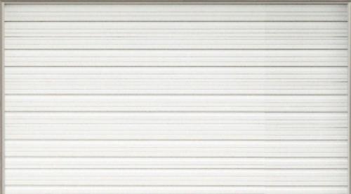 Ideal door 14 ft x 11 ft 4 star white deep ribbed insul for 10 x 11 garage door