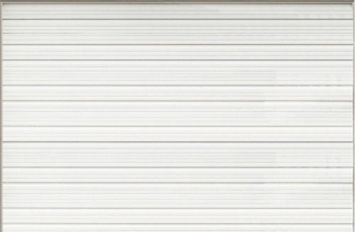Ideal door 4 star 10 ft x 14 ft white deep ribbed for 10 x 7 garage door menards