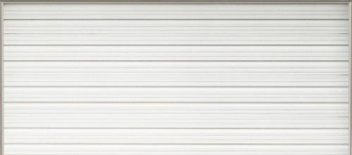 Ideal door 4 star 18 ft x 7 ft white deep ribbed non for 18x7 garage door prices