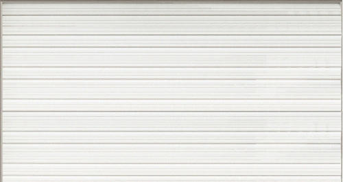 Ideal Door 18 Ft X 14 Ft 3 Star White Deep Ribbed