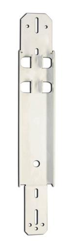 Ideal door 24 steel reinforcement bracket for overhead for Ideal door parts