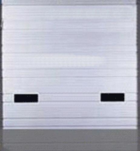 Ideal door 10 ft x 10 ft 3 star white deep ribbed for 10 x 7 garage door menards