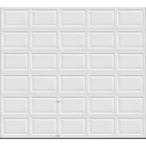Ideal door 3 star standard value non insulated garage for 10 x 9 garage door