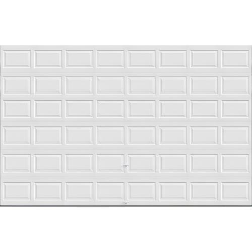 Ideal door 3 star standard value non insulated garage for 10 feet wide garage door