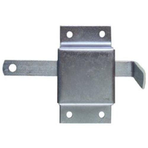 ideal door sliding interior side lock for overhead garage